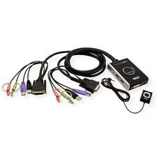 ATEN CS682 KVM Switch DVI, USB, 2 Ports