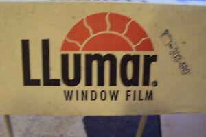 "32 ft x 48"" Residential Window Film, LLumar Brand, Made in USA."