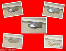 Neuware 1 von 115 - HQI Strahler CAM 6 HIT-TC 35W G8,5 Fluter in Silber