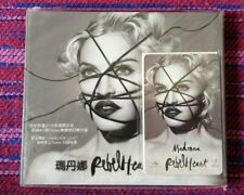 Madonna ~ Rebel Heart ( Taiwan Press ) Cd