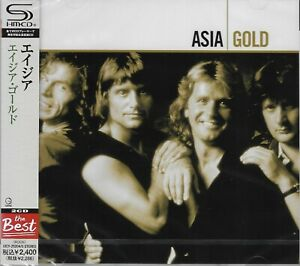 ASIA GOLD JAPAN 2012 SHM RMST 2CD BEST OF - BRAND NEW/SEALED - OUT OF PRINT!
