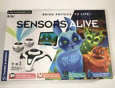 Thames & Kosmos Sensors Alive: Bring Physics to Life Stem Experiment Kit
