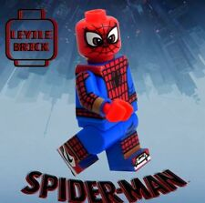 **NEW**LYL BRICK Custom Spiderman Into The Spider Verse Lego Minifigure