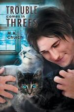 Trouble Comes in Threes by M a Church (2014, Paperback)