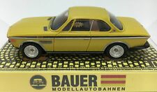 Bauer Bmw 3.0Csl Coupe Condor Yellow Aw Thunderjet Chassis Mint In Box