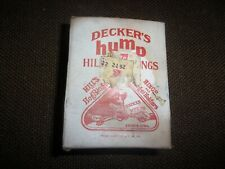 Decker's Hump Hill's Pig Rings 100ct