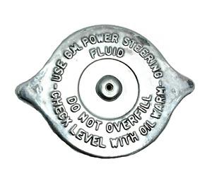 1959-1967- GM-Cadillac Oldsmobile Pontiac Power Steering Pump Reservoir Cap