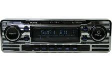USB CD MP3 Retro Design Oldtimer Autoradio Mercedes Benz BMW Opel VW Caliber 120