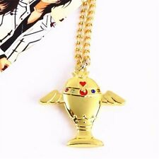 Anime Sailor Moon Rainbow Moon Calice Holy Grail Necklace Cosplay Loose Pack