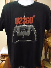 U2 360 2011 North American tour shirt Xl