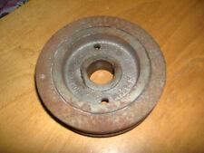 MGB Crankshaft Pulley 5 Bearing Engine Polea Motor MGB 5 Apoyos