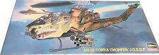Hasegawa AH-1S Cobra Chopper J.G.S.D.F Model Kit Ref: 02821Escala 1:72, Nuevo