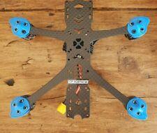 3D Imprimé TPU pare-chocs Soft Mount jambes pour FPV Iflight DC3 HD Cadre 1set bleu