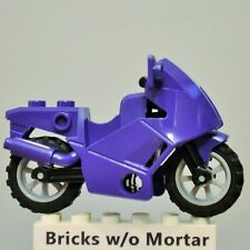New Genuine LEGO Catwoman's Motorcycle DC Super Heroes 6858