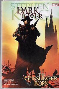 Hardcover, Stephen King, THE DARK TOWER, 'The Gunslinger Born' NEW