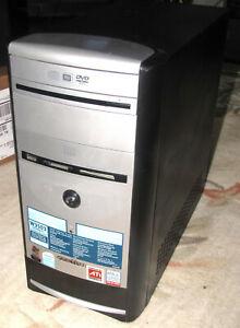 eMachines W3503 Celeron D 3.3GHz 2GB 60GB Windows XP Office 2010 HDMI Desktop PC