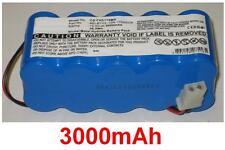 Batteria 3000mAh tipo 10KR-2300FO 10N-1700SCR MD-BY03 Per Fukuda Denshi FC-1760