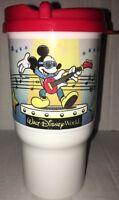 Walt Disney World wdw All-Star Resorts Mug cup Red Mickey Mouse