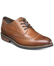 Nunn Bush Men's Oakdale Wing Tip Oxford 1793 Size 9.5 Extra Wide