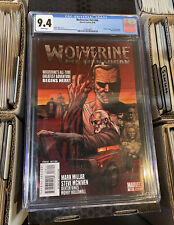 Wolverine v3 #66 - CGC 9.4 -1st Appearance of Old Man Logan