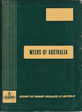 AGSERV - Weeds of Australia - Vintage Information Folder