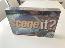 FIFA Scene It World Cup DVD Trivia Board Game Football Match Play Complete