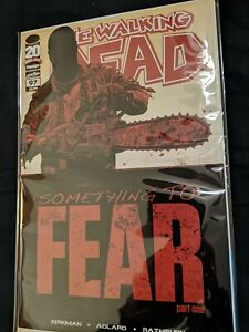 The Walking Dead 97-102, Something to Fear, first appearance of Negan