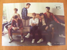 2PM - NO.5 (Night Version) [OFFICIAL] POSTER *NEW* K-POP