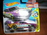 DODGE CHALLENGER - HOT WHEELS - SCALA 1/55
