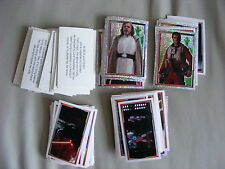 5 Disney Star Wars The Force Awakens Stickers Part 2 Pick From List