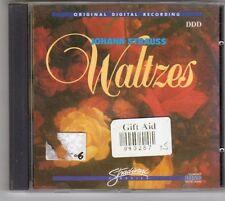 (ES781) Strauss Jr. (J): Waltzes - 1988 CD