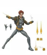 In Hand - Marvel Legends Black Widow Gray Costume Hasbro Walmart Exclusive
