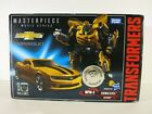 Hasbro Transformers Masterpiece Movie Series MPM-3 BUMBLEBEE - BRAND NEW! For Sale