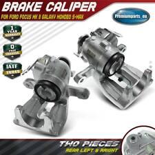 2x Brake Caliper Rear L & R For Ford Focus MK II Mondeo MK IV Galaxy Kuga S-Max