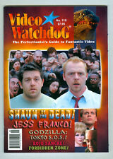 Video Watchdog #119 May 2005 VF/NM Shaun of the Dead, Godzilla 50th Anniversary