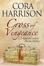 Cross of Vengeance (A Burren Mystery)-ExLibrary