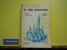 ART 7.248 LIBRO LA CITTA' IMMORTALE DI ALFRED VAN VOGT 1965
