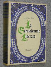 LIBRO Mondadori 1964 Tasso LA GERUSALEMME LIBERATA - Giambattista Piazzetta