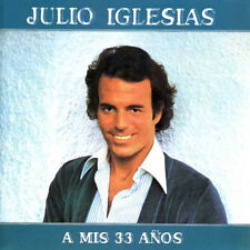 LP - Julio Iglesias - A Mis 33 Años (Latin Chanson) Mint Original Spanish Edit.