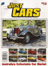 Just Cars Jul 07 Morgan Plus 8 Fairlane Ford XC Cobra Hardtop Belair Chevrolet