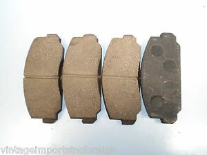 Front Brake Pads Toyota Carina 2.0 GLI Hatch MK II 83-93 P 128HP 120x47x14.3mm