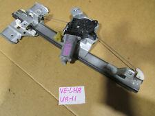 HOLDEN COMMODORE VE VF LEFT REAR DOOR ELECTRIC Window Regulator Motor GENUINE