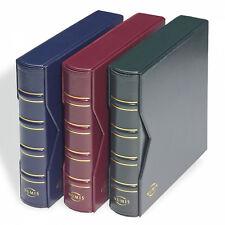 Leuchtturm NUMIS Banknotenalbum mit Schutzkassette, inkl.20 Hüllen