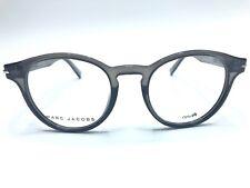 1edeab6b73 Marc Jacobs MARC 226 Optyl Eyeglass Frames Round R6S Gray Black 49mm 0502