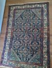 """120 Year Old Antique Malayer Rug 4'1"""" x 6'2"""""""