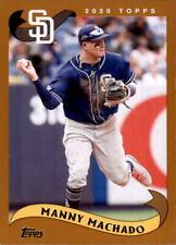 New listing 2020 Topps Archives Giancarlo Manny Machado #201 - San Diego Padres