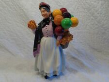 Royal Doulton Biddy Penny Farthing Figurine Hn. 1843, 1945-1959 Makers Mark