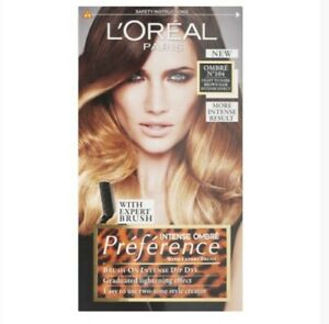 L'Oreal Paris Preference Ombre Intense Hair Colour - 104 Dark Brown