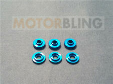 Ford Fiesta Mk7 St180 St200 Alu Cambio Supporto Boccola - Blu