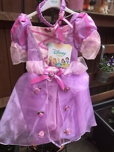 Disney Baby Princess Rapunzel Fancy Dress